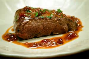 Callenders Hailsham Venison Steak.