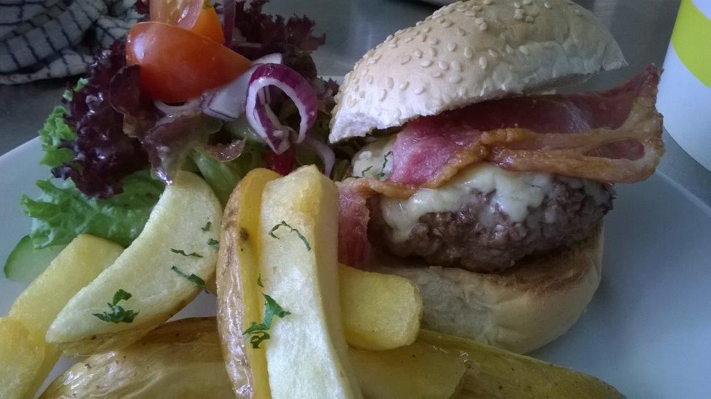 Callenders Hailsham Chargrilled Steak Burger