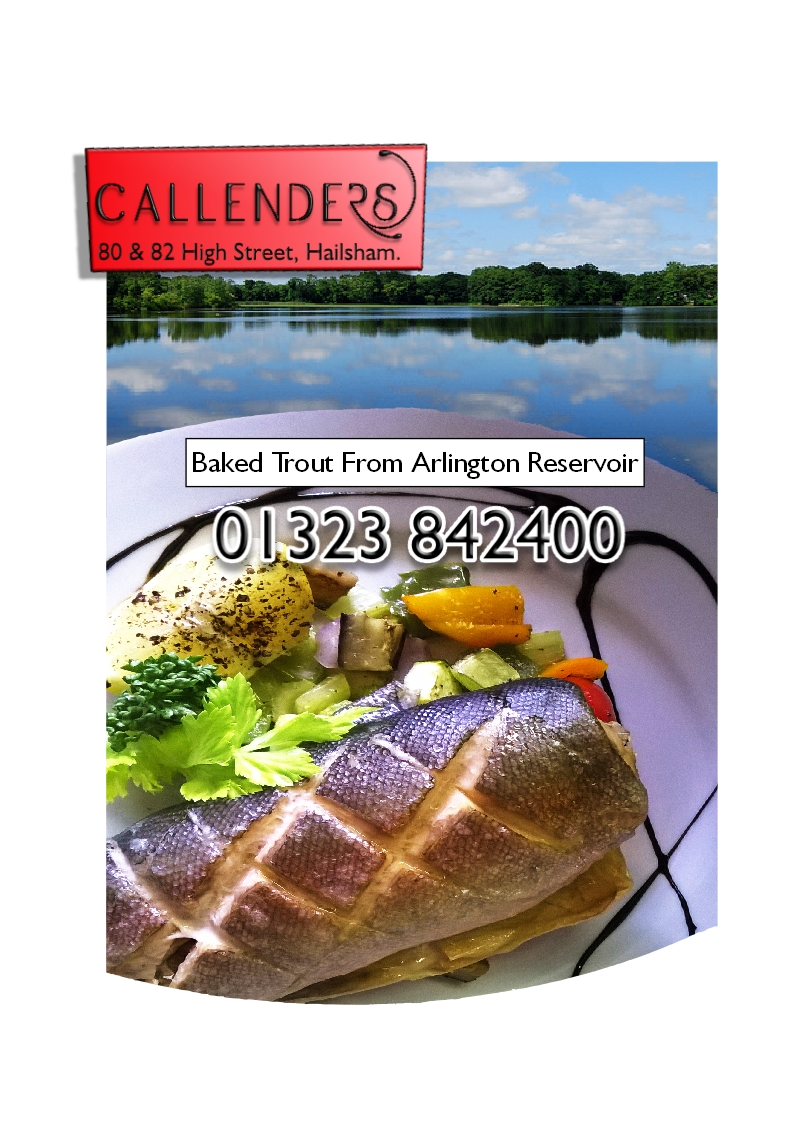 Callenders Hailsham Showcasing local produce