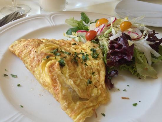 Callenders Hailsham Light Lunch Omelettes