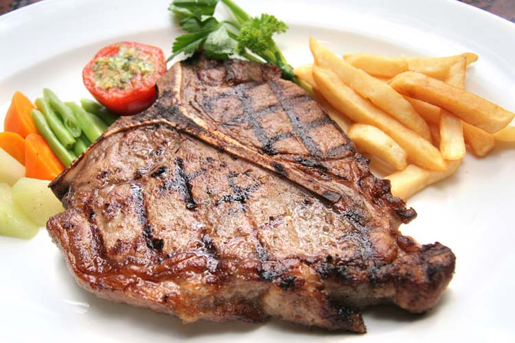 Callenders Hailsham T-bone steak